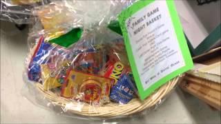 Auction Baskets Slideshow