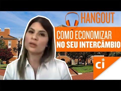 Hangout | Como economizar no seu intercâmbio