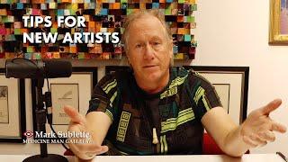 Tips for Beginning Artists Seeking Gallery Representation