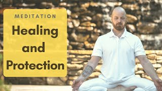 Healing Meditation for Energy Protection | Energy Shield | Protect your Aura