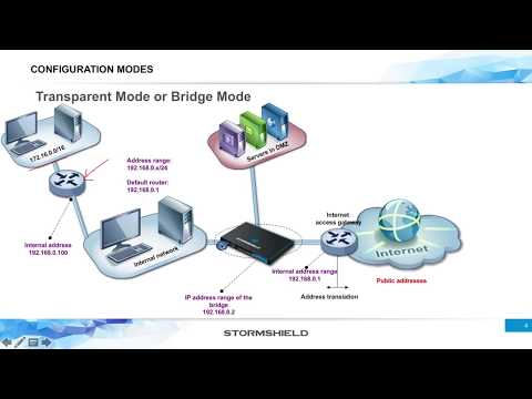 08 Network – Bridge mode part 1
