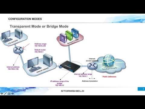 08 Network – Bridge mode part 1