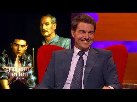 Herecké lekce Toma Cruise - The Graham Norton Show