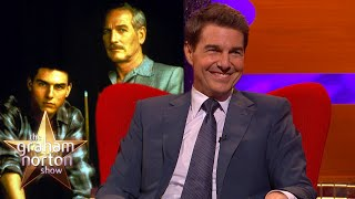 Paul Newman's Valuable Acting Lesson To Tom Cruise  | The Graham Norton Show
