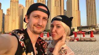 🔑 Вилла в Дубае по Цене Хрущевки / Dubai Marina Beach / Дубай Влог