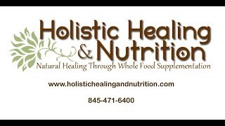 Holistic Healing And Nutrition