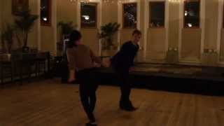 Jazz Up Your Lindy Hop - Stomp Offs, Egg Beaters, Hitchhiker (tandem, hand to hand)