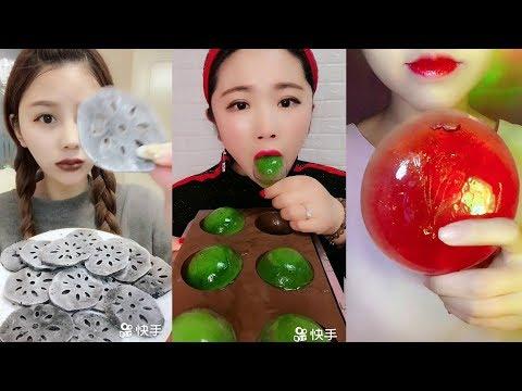 Buz Yemek Videoları - #155 ASMR (İce Eating)