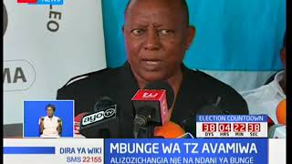 Mbunge wa Tanzania avamiwa: Mbunge Tundu Lissu ajeruhiwa risasi