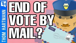 They Will Ban Vote by Mail - Happy with That? (w/ Jason Snead)