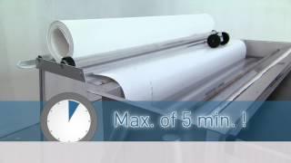 SYSTEXX by Vitrulan Tapeta z włókna szklanego Comfort V22 - instrukcja montażu