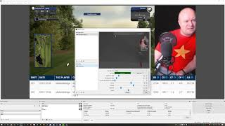 Skytrak  Using OBS to record TGC2019 by MatalaWedge