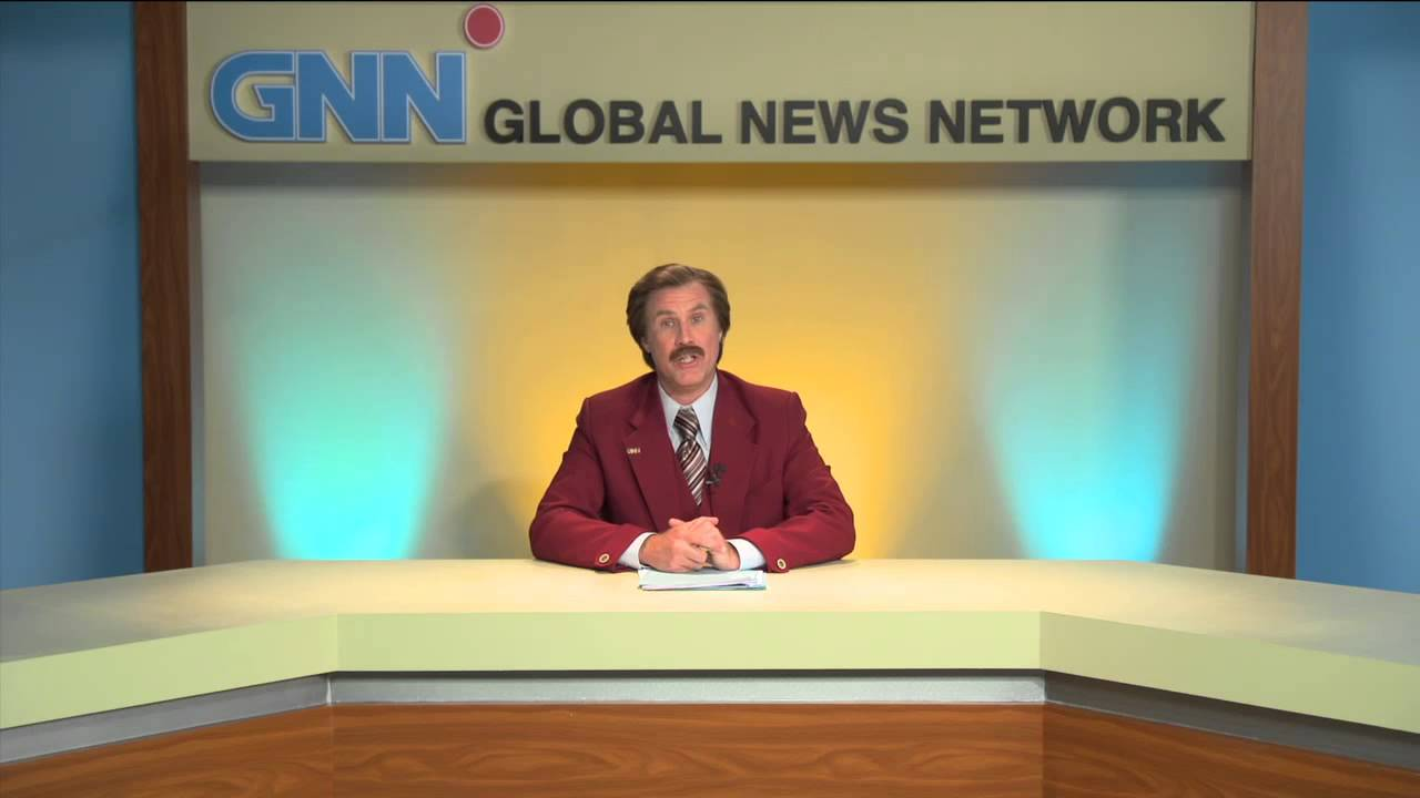What Does Ron Burgundy Think Of The Australian Election?