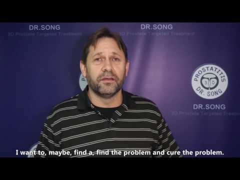 Analyse von Prostata-Saft Wie wird die Vorbereitung