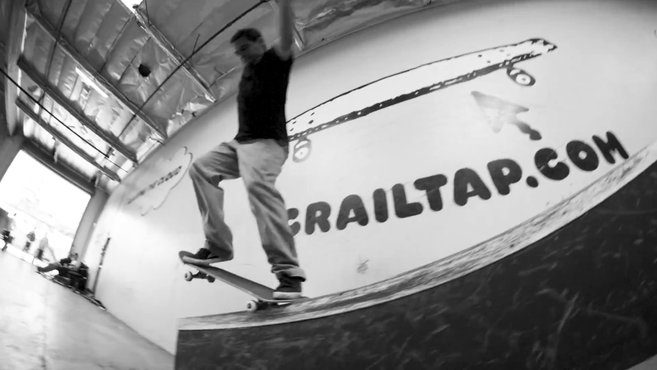 Vincent Alvarez at the Crail Tap Park. - thejoeface1