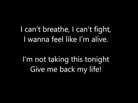GIVE ME BACK MY LIFE - Papa Roach
