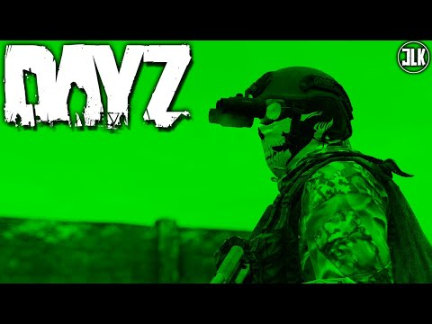 DAYZ 1.03 | Friendly Encounter using the NVGs