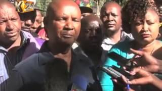 Nakuru Governor Kinuthia Mbugua disputes Lee Kinyanjui