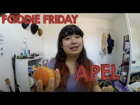 Video Foodie Friday: Apel! - Biji apel mengandung sianida?!