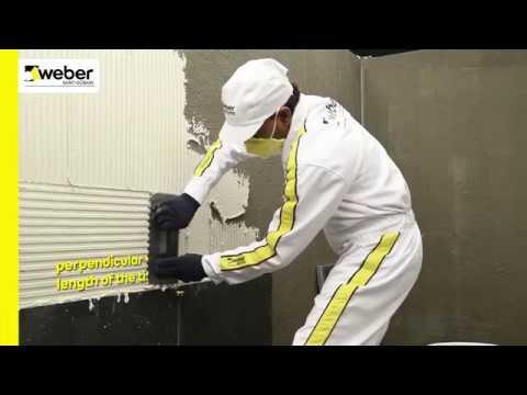 Weber Ultra Tile Adhesives