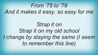 Anthrax - Strap It On Lyrics