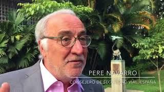 Miniatura Video Pere Navarro - Consejero de Seguridad Vial, España
