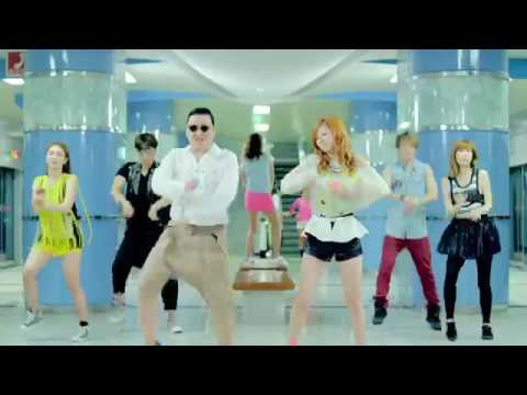 open gangnam style full hd video song