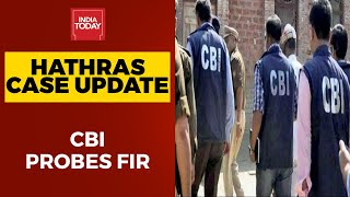 India Today Accesses CBI FIR Copy In Hathras Case; Will Probe Charges Under SC/ST Atrocities Case  IMAGES, GIF, ANIMATED GIF, WALLPAPER, STICKER FOR WHATSAPP & FACEBOOK