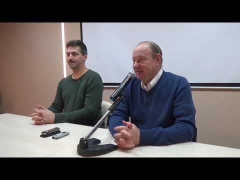 Аркадий Петров и Роман Гирейло – Открытая встреча (Нижний Новгород)