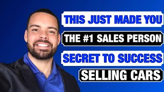 How To Qualify a Customer in Car Sales (without being pushy)