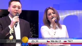 Lípa - V@V Veronika a Vašek Řihákovi - Vítězná píseň Zlatý Šlágr 2017