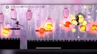 シルエット少女 斬のプレイ動画