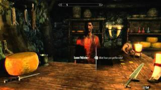 Skyrim: Golden Claw Owner Location