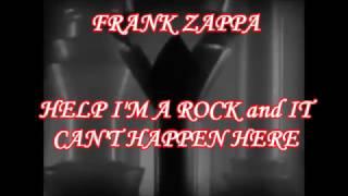 FRANK ZAPPA -- HELP I