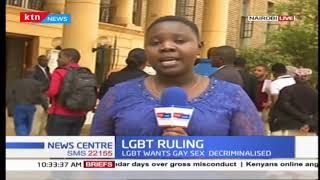 High Court postpones landmark ruling on homosexuality to May