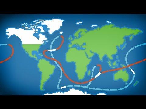 Oceánský výměník a klimatické změny