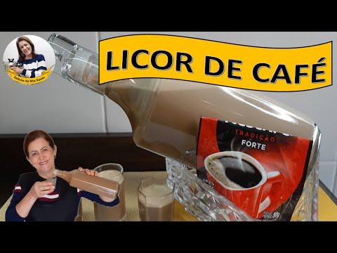 Licor de Café Cremoso c/Rum