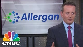 ALLERGAN PLC Allergan CEO: Emerging Customers | Mad Money | CNBC