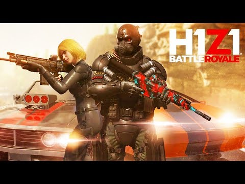 H1Z1: Battle Royale - Official New Map Outland Trailer