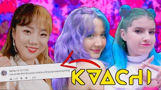 Is KAACHI SERIOUSLY A Kpop Group?   Can Non-Asians Be In Kpop?