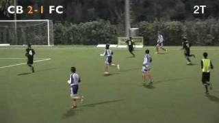 Futbolclub: Il gol all'ultimo secondo... evitata la sconfitta beffa a Cinecittà!