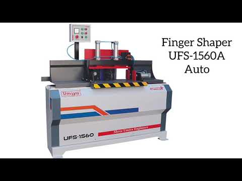 Wood Finger Joint Machine- Fully Auto