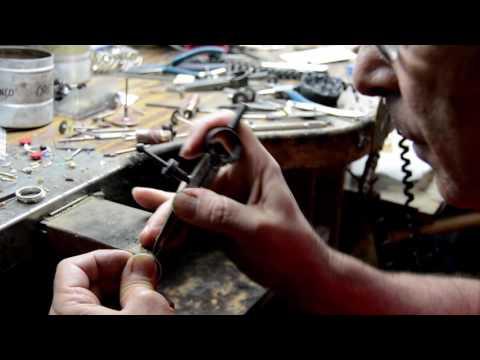 Pepe Ávila Joyeros Artesanos, Producción de una Joya