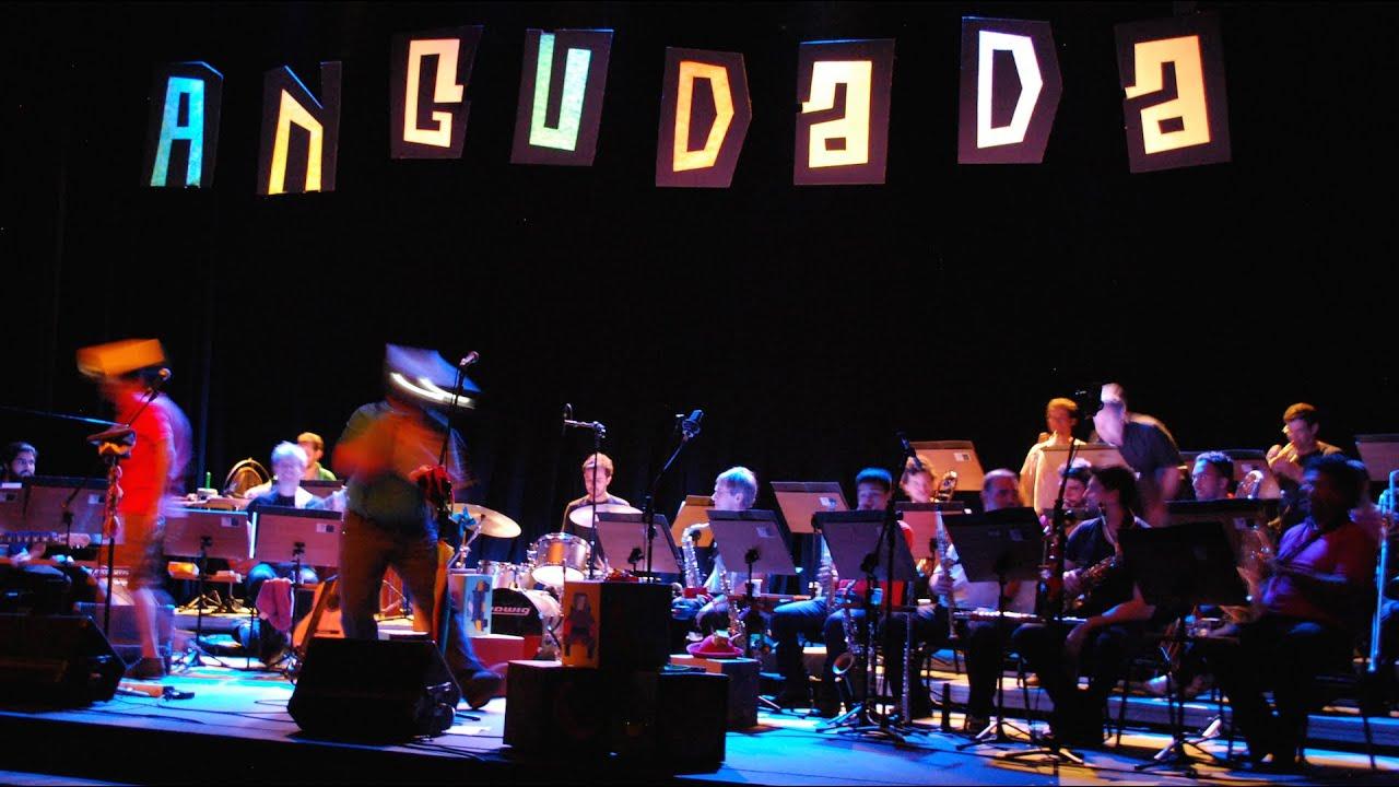 Big Band de Tatuí convida Angudadá