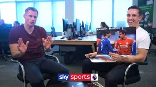 Carragher gives his honest opinion of Torres' £50m transfer to Chelsea | Liverpool v Chelsea Moments
