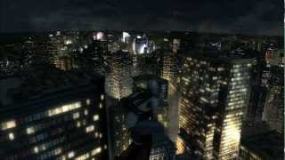 preview picture of video 'AssAssin's Creed 3 Beautiful Scenic View for Manhattan City View with Parashoot Jump'