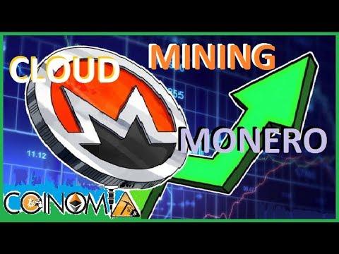 ✅ Облачный майнинг криптовалюты Монеро │ Coinomia mining Monero