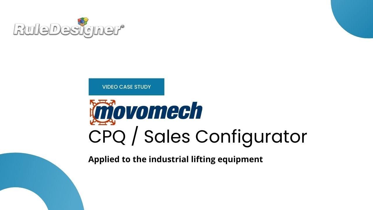 Vorschaubild: RuleDesigner Konfigurator: Erfahrungsbericht von Movomech