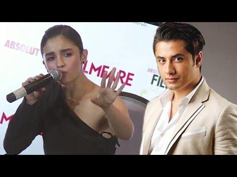 Alia Reacts On Pakistani Actor Ali Zafar's Replacement In Dear Zindagi Movie