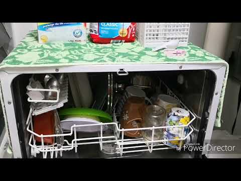 Electrolux ESF2435W Dishwasher Review